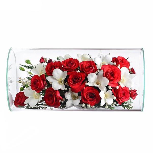 Розы в стекле_фото 3