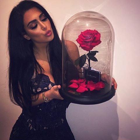 роза в колбе_фото 1